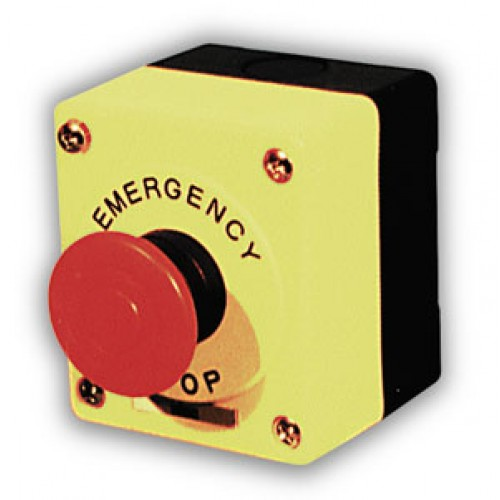 Emergency Stop Switches Bellows Machine Guarding