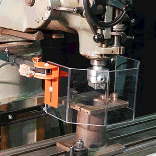 Universal Cutter Guard Bellows Machine Guarding