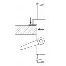 Light to Medium Centre Lathe Traversing Guard