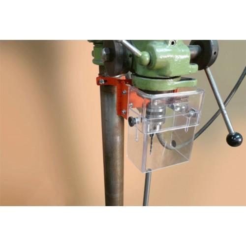 Medium Bench Or Pedestal Drilling Machine Interlock Guard Bellows Machine Guarding Machine