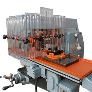 Horizontal Milling Machine Guard