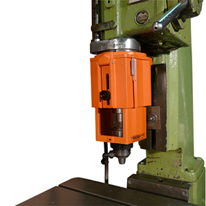 Medium Pedestal Drilling Machine Telescopic Guard