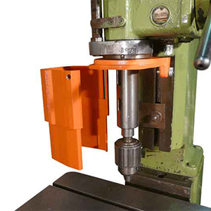 Medium Radial Drilling Machine Side Opening Guard